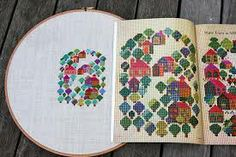 Cross Stitch Patterns book by Misako Murayama - Google Search