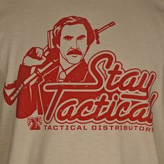 Stay Tactical TD Short Sleeve Tee - Graphic Tees - Apparel - Tactical Distributors- Tactical Gear