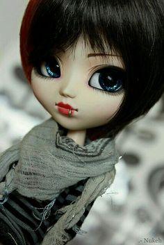 Pullip -Black Hair