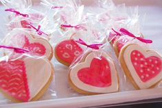 Valentines Day cookies | Valentine's Day Cookies | Sweet Discoveries