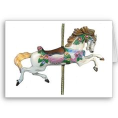 81 Best Carousel Horses Images On Pinterest