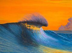 Scott Denholm | COTW Surf Artist