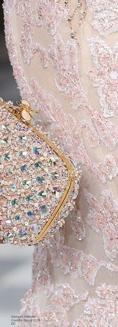 Georges Hobeika Couture Spring 2016 - Prissy Sassy Chic ❤