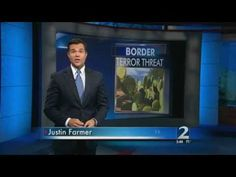 Local News Station Uncovers Proof Terrorists Crossed Mexican Border... The Iranians and their terrorist proxy Hezbollah have been building forward operating bases in the Tri-Border area of South America and Mexico for the last three decades.  Venezuela's uranium deposits have been an important and rarely reported on component fueling Iran's efforts to win the hearts and minds of the people in Latin America and Mexico.