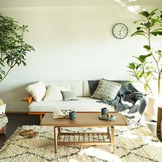 House plants / cafe style / rooms wanting to get up early / AM 6 / Flat-rate renovation / RE residing studio Tonami tulip store ... Examples of interior such as ... 2016-02-23 10:29:23 | RoomClip (room clip)