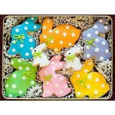 Happy Easter Sugar Cookie Gift Tin