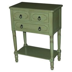 Special Offers - 4D Concepts 550397 Simple Simplicity 3 drawer chest -Green - In stock & Free Shipping. You can save more money! Check It (June 29 2016 at 11:48AM) >> http://storagecabinetusa.net/4d-concepts-550397-simple-simplicity-3-drawer-chest-green/