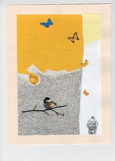 Collage- Student work