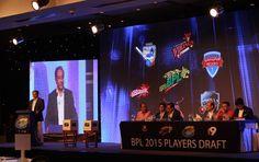 Six teams of Bangladesh Premier League-BPL