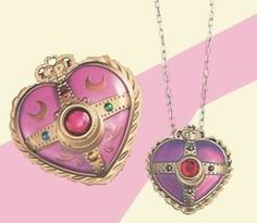 sailor moon transformation brooch | Super Sentai Time Capsule - Pretty Guardian Sailor Moon - Gear