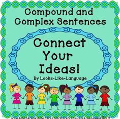 Games, strategies and worksheets to figure out the relationship between ideas and connect them in sentences! $