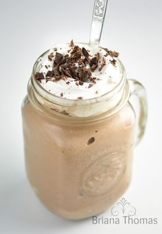 "Instant Frozen Coffee Pudding THM ""FP"" with ""S"" option"