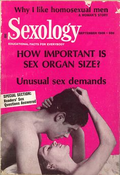Sexology, September, 1968