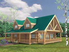 Bonds of Friendship - Log Homes Canada