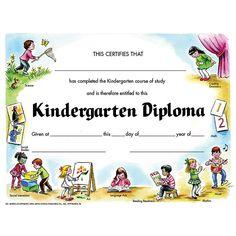 Free printable kindergarten graduation certificate template umi 6 pk kindegarten diploma yelopaper Gallery