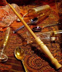 Pagan magic: how to make a wand