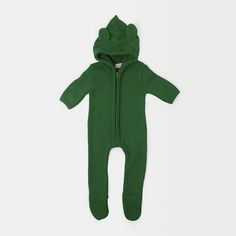 Mono orejitas pie Verde Peter Pan