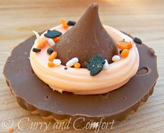 so easy its scary witch hat cookies make these tasty treats with