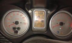T-Max 500 Speedmeter