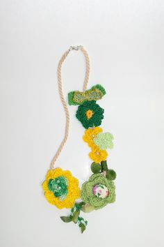 Diseños Yoa #Crochet #Croche #Accessories #Accesorios