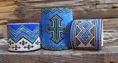 Cobalt Collection  www.desertsagebeadart.com