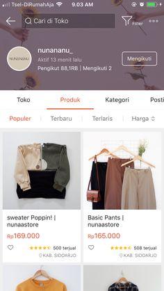 Modern Hijab Fashion, Workwear Fashion, Korean Fashion, Fashion Outfits, Shopping Websites, Online Shopping Stores, Online Shop Baju, Best Online Clothing Stores, Fashion Wallpaper