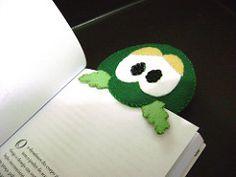 Desejo Craft: marcadores de páginas