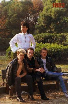 U2 1983- the year I totally fell for U2