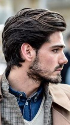 Hairstyles For Mens Glamorous Mens Medium Length Hairstyles  New Men Haircuts  Hairstyles