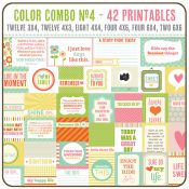 Crystal Wilkerson Designs-Color Combo #4 - Printables  super nice cards