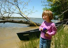 8 Places to Go Fish! in the Bay Area. #SF #sanfrancisco #kids #outdoors #nature