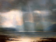 Zarina Stewart Clark Cuillin, Early Evening £2,850