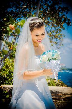 Felicidad de una novia