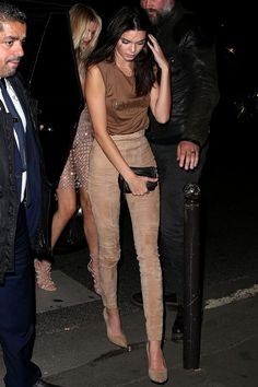 Kendall Jenner's Chicest Looks
