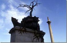Bill Woodrow: Regardless of History - Le quatrième socle à Trafalgar Square