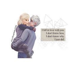 Image in jelsa forever collection by Jelsa, Jack Frost And Elsa, Rise Of The Guardians, Swag, Queen Elsa, Cool Words, True Love, My Life, Frozen