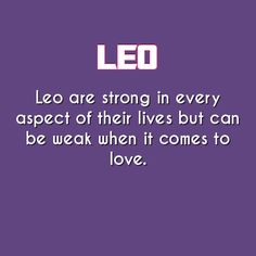 leo daily astrology fact