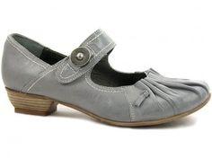 Fidji: G211 - Mary Janes - Village Shoes
