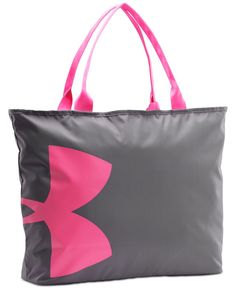 Ready for the gym or even the beach - where ever you're headed, this big tote by…