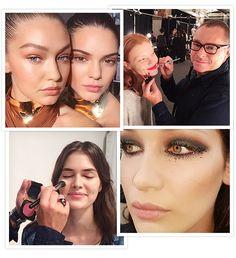 Tom Pecheux make-up artist maquilleur à suivre sur Instagram pendant la Fashion Week