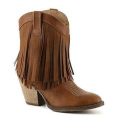 "F r i n g e • C o w b o y • B o o t s • Sz 9 **NEW and never worn Jellypop fringe boots Size 9 2¾"" heel                                                                         **Price is Firm unless bundled** Jellypop Shoes"