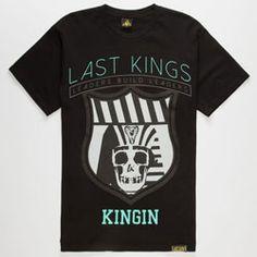 LAST KINGS Kings Company Mens T-Shirt
