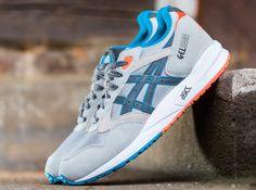 43fe7871d99 Asics Gel Saga - Grey - Orange - Blue - SneakerNews.com