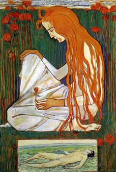 The Dream — Ferdinand Hodler