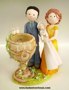 Porcelana fria - Cold porcelain by Geraldine Gabasa Marcano