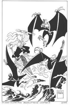 Image detail for -Usagi Yojimbo Cover, in Tyler Chin-Tanner's Stan Sakai Comic Art . Usagi Yojimbo, Tmnt, Cool Drawings, Art Inspo, Comic Art, Turtle, Rabbit, Core, Childhood