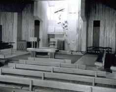 Southeast Christian Church First Building Design