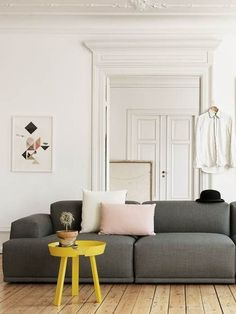 Schön Upholstered Modular Sofa CONNECT By @Muuto | #Design Torbjørn Anderssen,  Espen Voll #