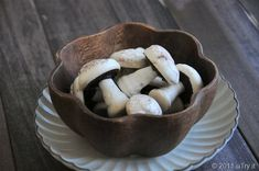 These Vanilla Meringue Mushrooms are super adorable and look just like the real thing. They are crunchy and sweet, the total opposite of ...