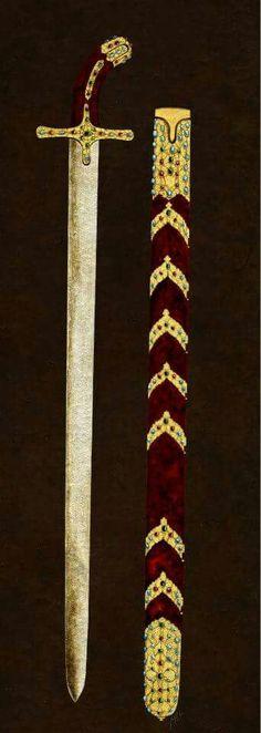 Halid Bin Velid'in kılıcı